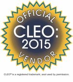 Official CLEO 2015 Vendor Badge