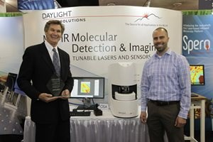 Daylight Solutions booth