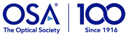 The Optical Society Logo